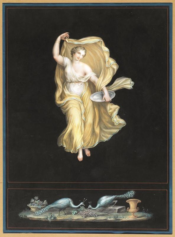 Bottega di Michelangelo Maestri, inizio sec. XIX
