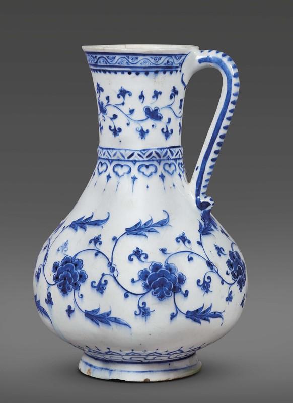 BOCCALE, IZNIK, 1580 CIRCA