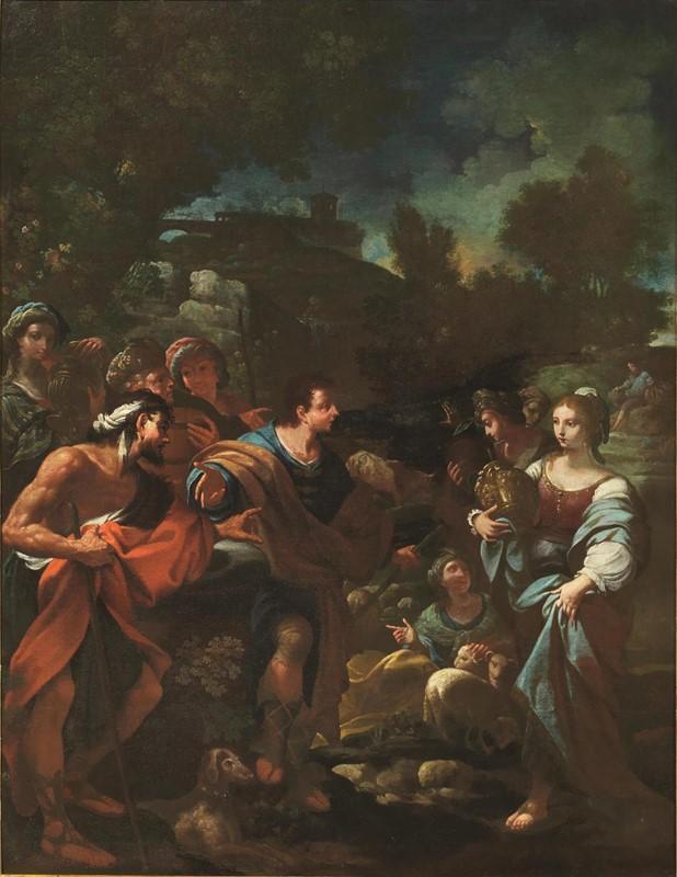 Scuola dell'Italia centrale, sec. XVII