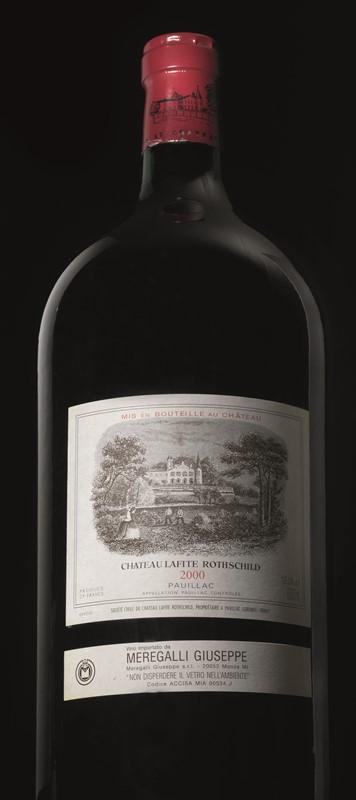 Château Lafite Rothschild 2000