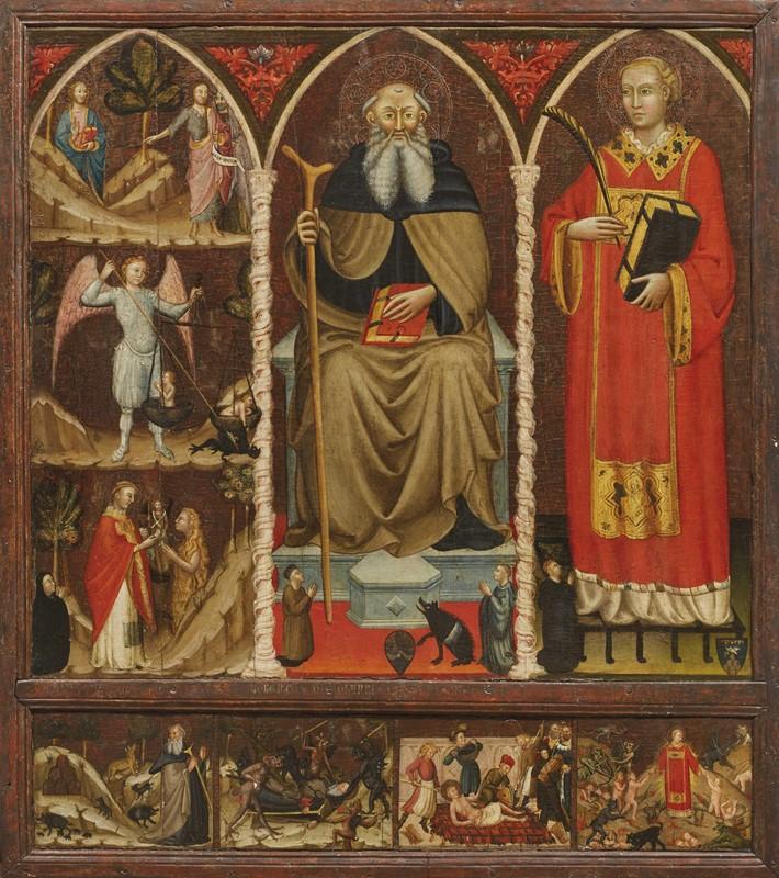 Attribuito al Maestro del 1343