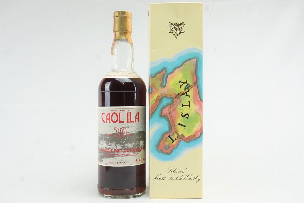 Caol Ila 1966