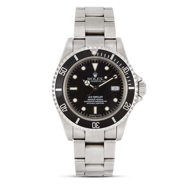 ROLEX SEA-DWELLER REF 16600 N. N2834XX ANNO 1992
