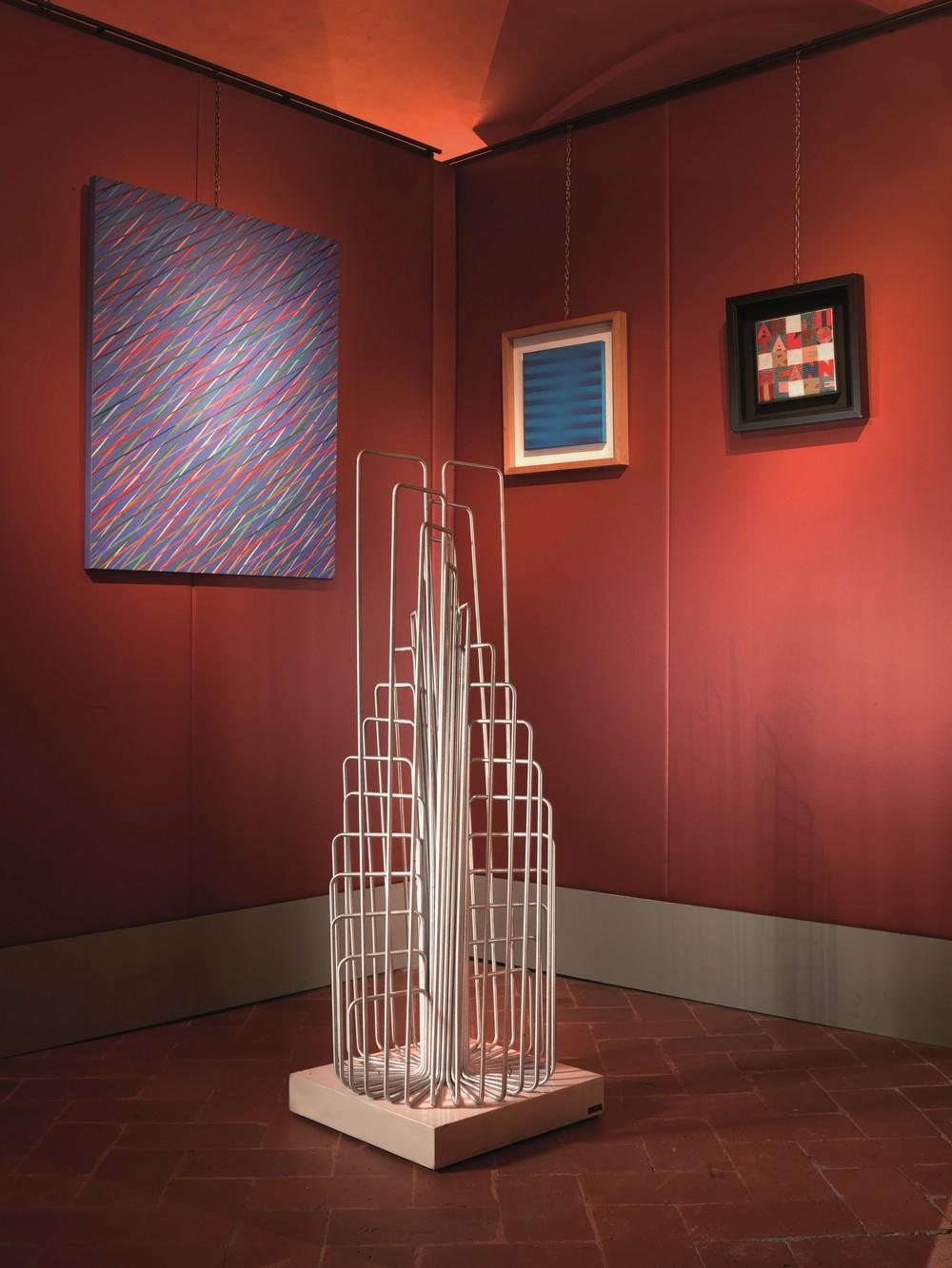 Arte moderna e contemporanea le aste pandolfini casa d for Piani casa contemporanea per lotti stretti
