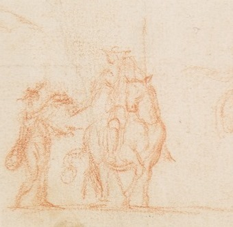 Works on paper: 15th to 19th century drawings, paintings and prints