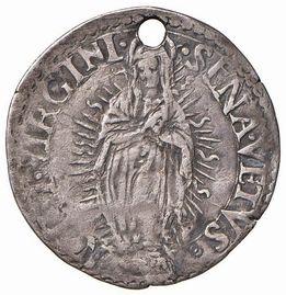 Siena repubblica 1404 1555 mezzo giulio 1548 for Case moderne sotto 2000 piedi quadrati