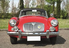MG A ROADSTER (1957)