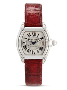 CARTIER ROADSTER IN ACCIAIO REF. 2510 N. 2261XXCE