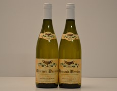 Meursault-Perrieres Domaine J.-F. Coche Dury 2011
