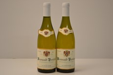 Meursault-Perrieres Domaine J.-F. Coche Dury 2004
