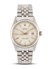 "ROLEX DATEJUST ""WIDE BOY"" REF 1601 N 50225XX ANNO 1977"