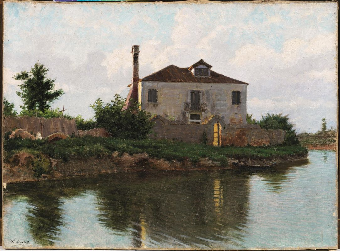 Angelo Morbelli  (1854 –  1919)