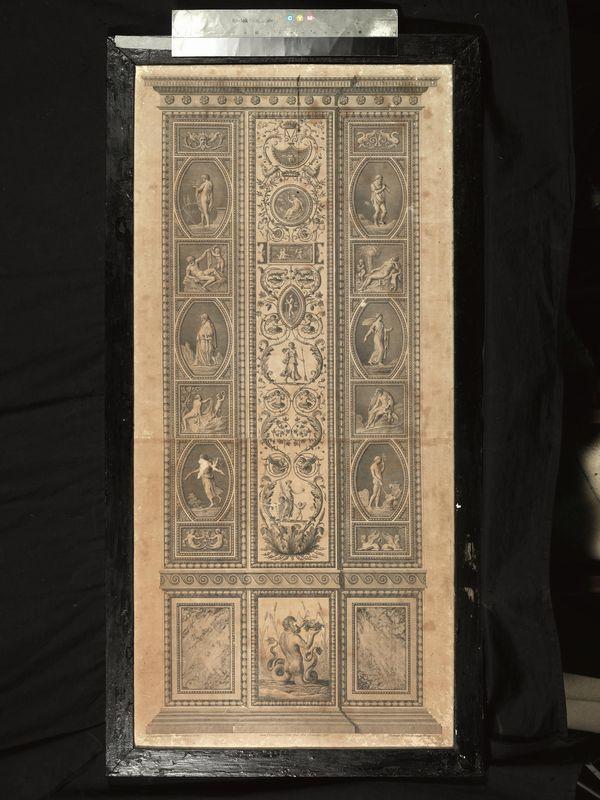 Giovanni volpato asta mobili e arredi dipinti antichi e for Asta mobili antichi