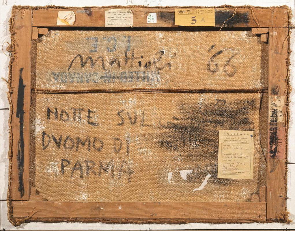 buy popular 1d40a 3021b Carlo Mattioli - Asta Arte Moderna e Contemporanea ...