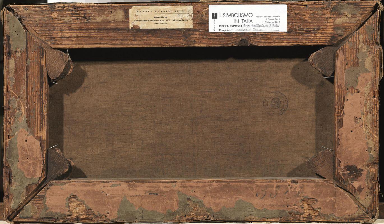 Graziosi giuseppe giovanni segantini dipinti e for 30x50 planimetrie della casa
