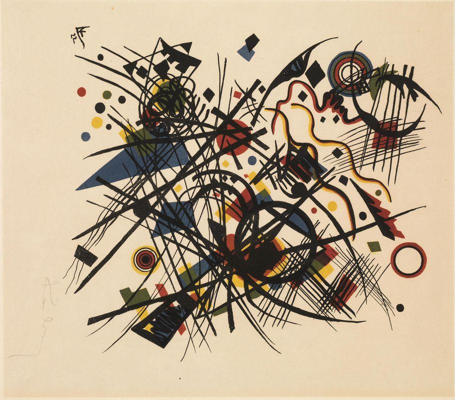 wassily kandinsky arte moderna e contemporanea asta