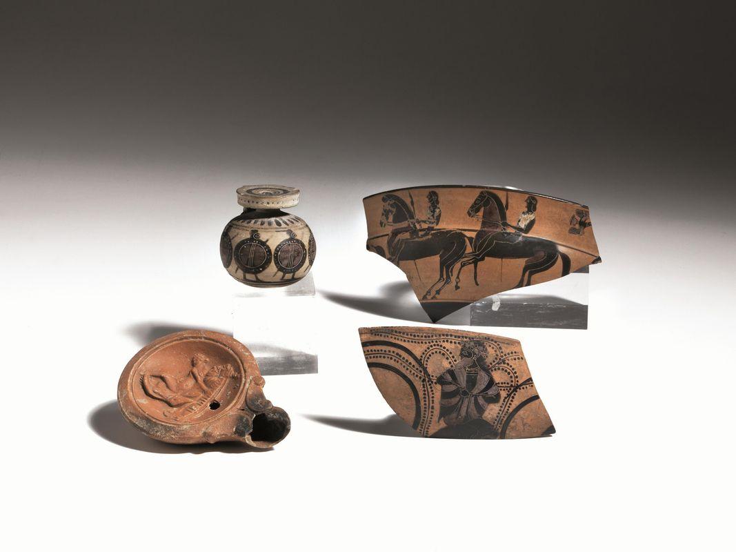 Reperti archeologici   le aste   pandolfini casa d'aste