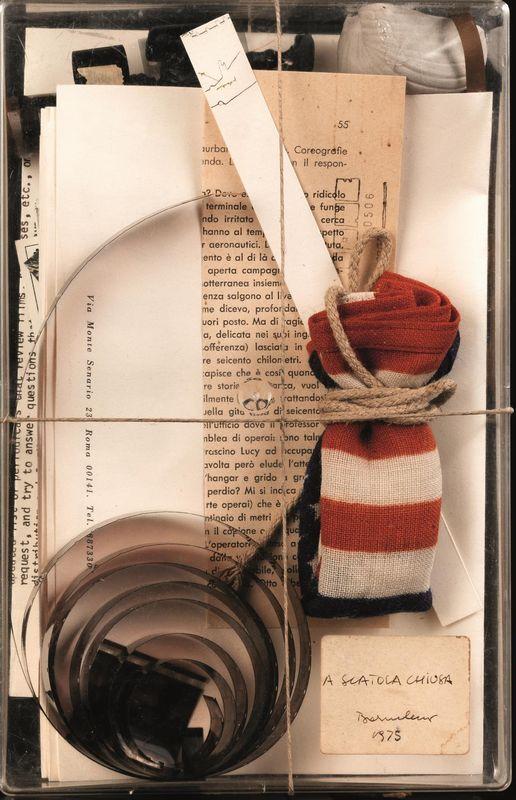 Gianfranco baruchello arte moderna e contemporanea for Gianfranco baruchello
