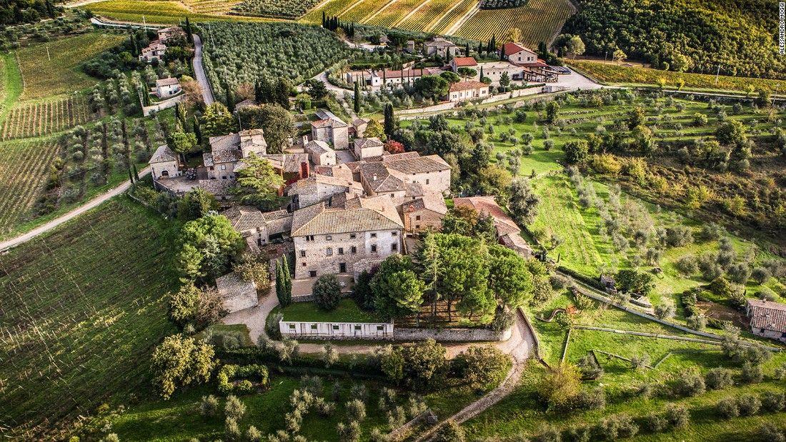 Castello Di Ama Gaiole In Chianti Siena Asta Asta Airc