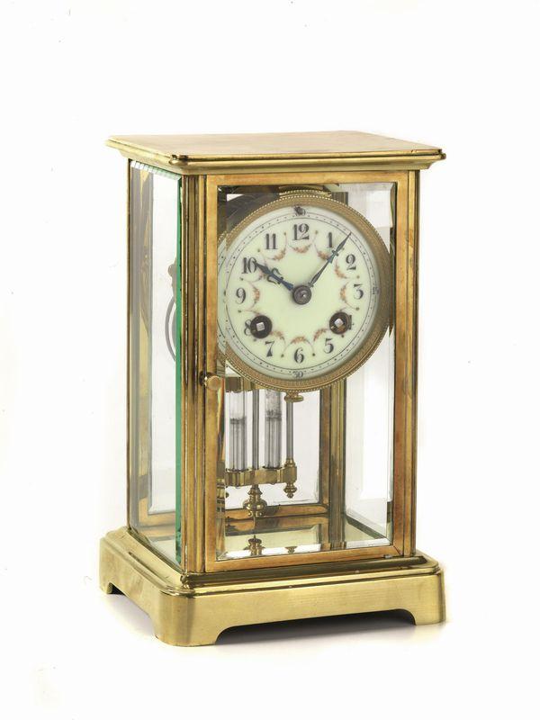 Orologio da tavolo vienna 1900 circa porcellane e for Orologio da tavolo thun