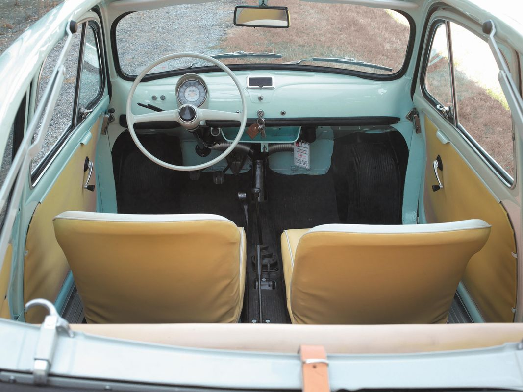 Fiat 500 D Second Series 1965 Classic Cars Auction Classic