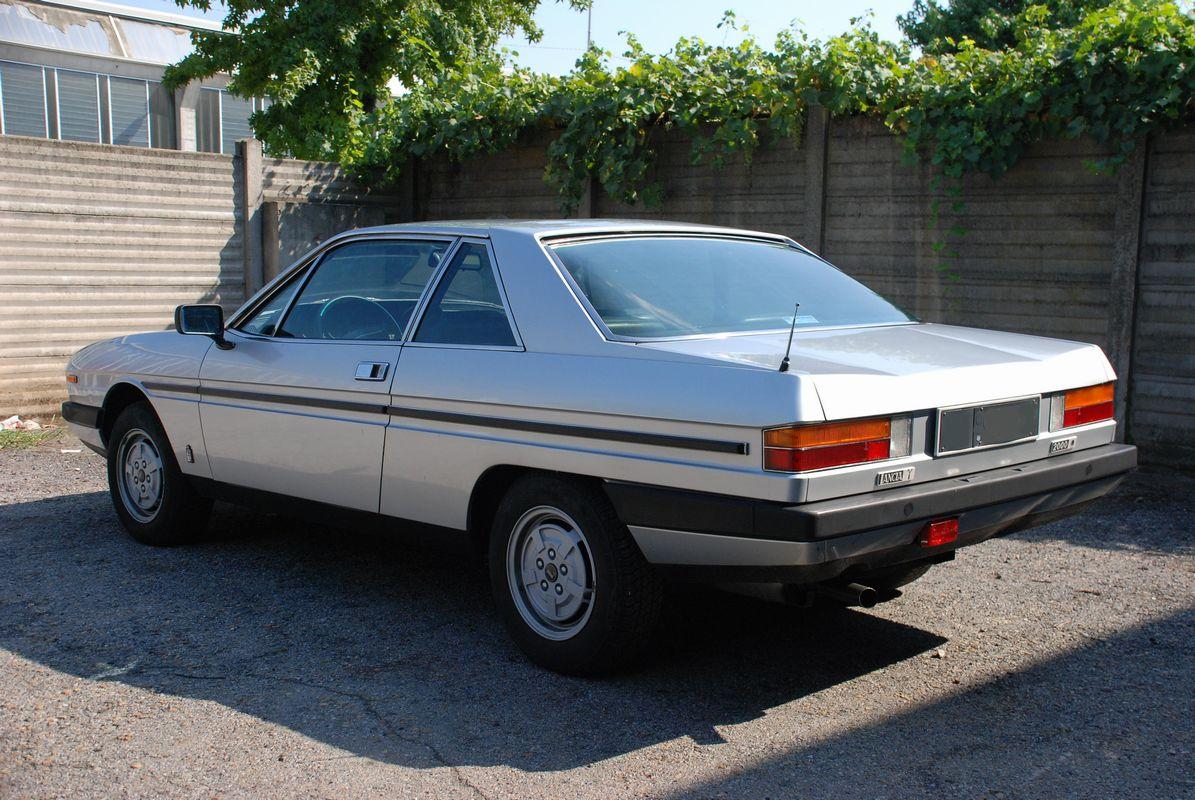 lancia gamma 2000 coupe 1979 auto classiche asta auto classiche pandolfini casa d 39 aste. Black Bedroom Furniture Sets. Home Design Ideas