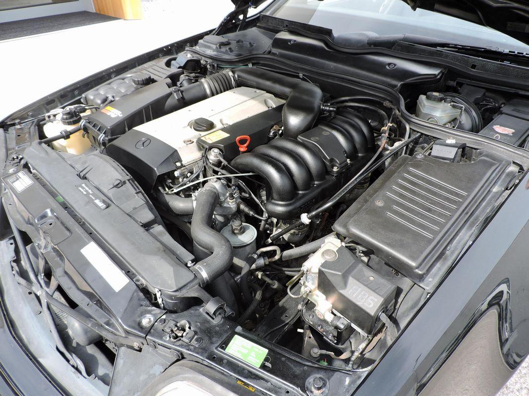 mercedes-benz sl 320 r129  1993  - auto classiche