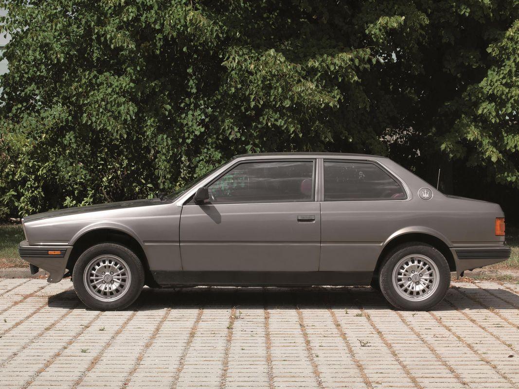 MASERATI BITURBO (ANNO 1983) - AUTO CLASSICHE - Asta Auto Classiche - Pandolfini Casa d'Aste