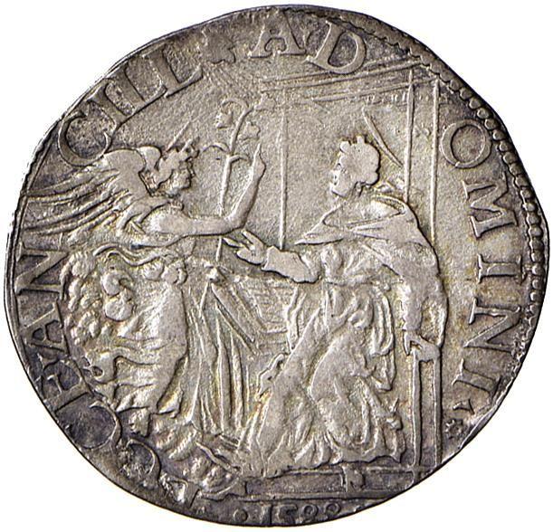 Firenze ferdinando i de medici 1588 1609 giulio 1588 for Coin firenze