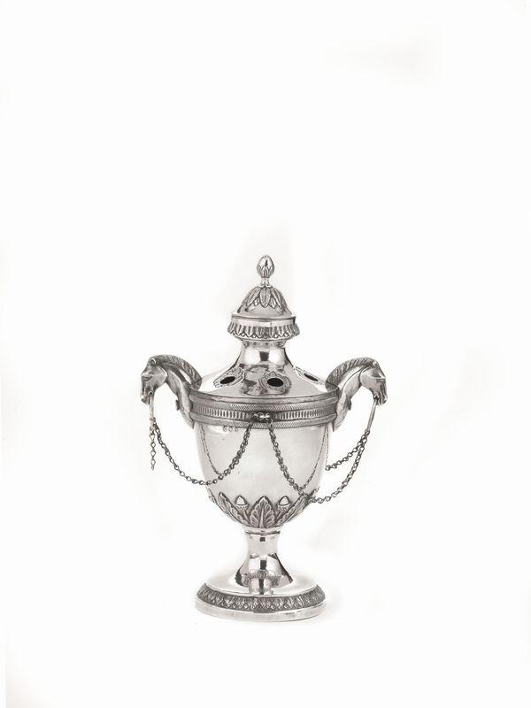 Porta pout pourri verona 1820 circa auction italian - Porta pout pourri ...