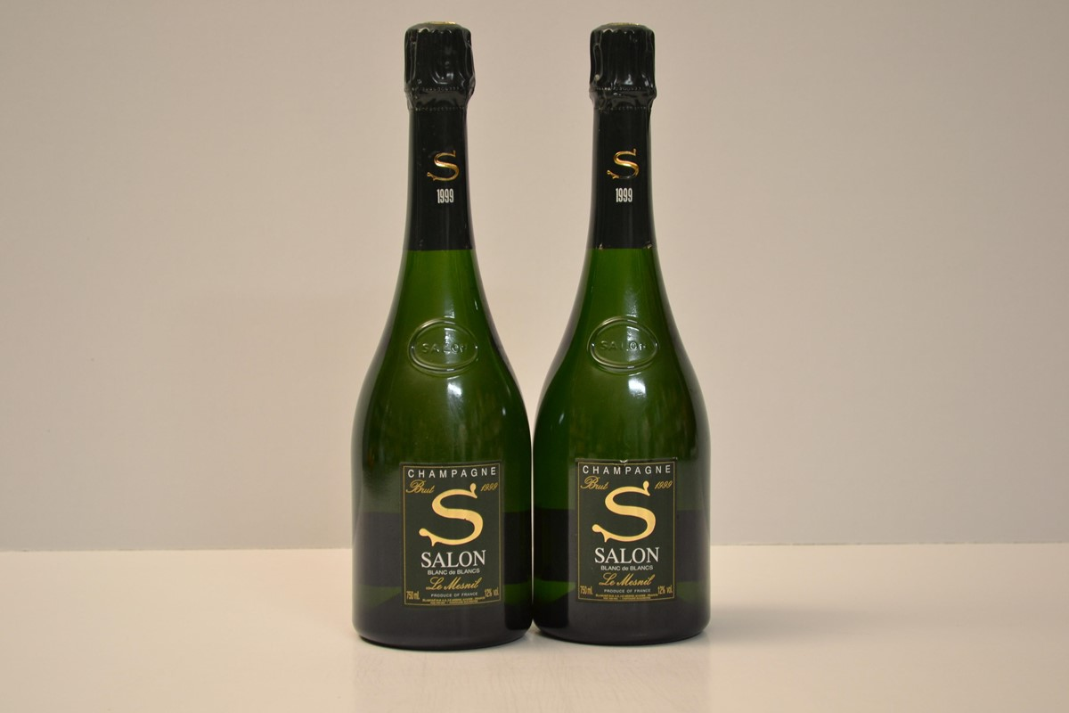 Cuvee S Salon 1999 - FINE AND COLLECTIBLE WINES - Auction ...