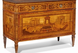 FINE FURNITURE AND WORKS OF ART