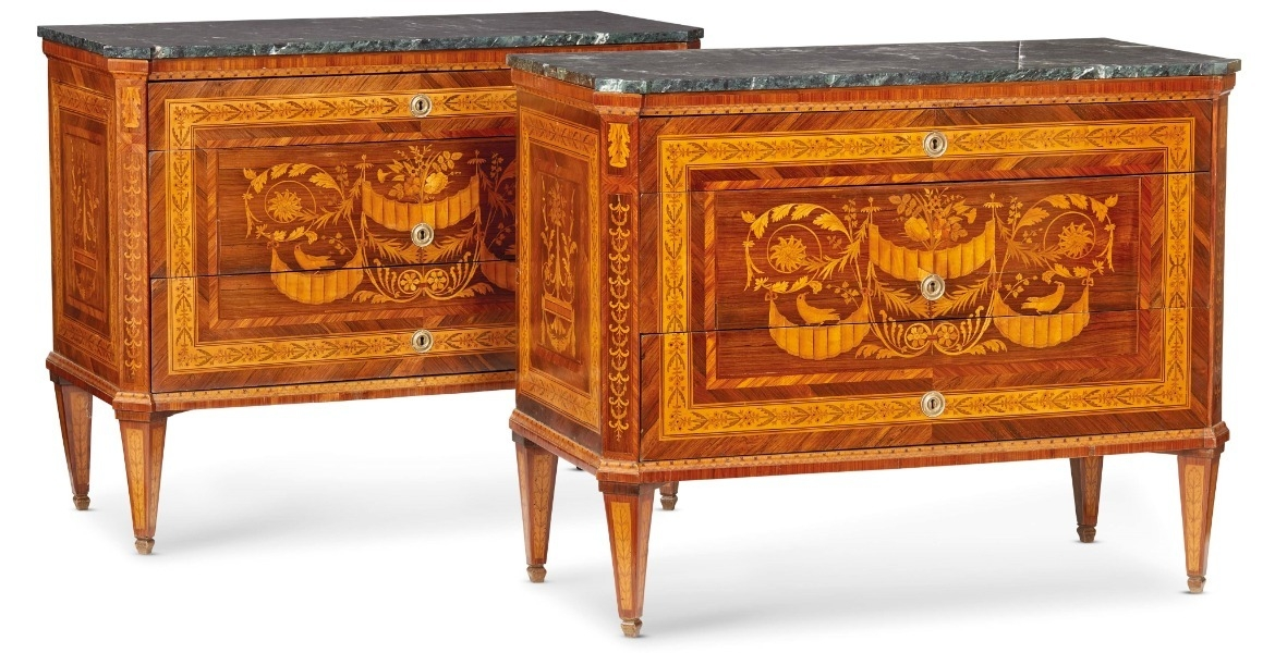 CONTINENTAL FURNITURE AND WORKS OF ART