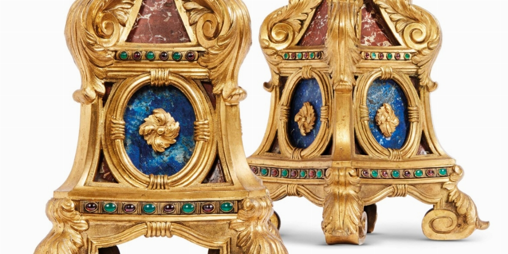 Mobili e oggetti d'arte internazionali