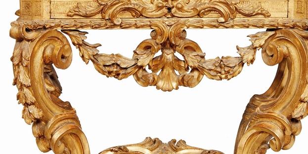 Mobili e oggetti d'arte italiani