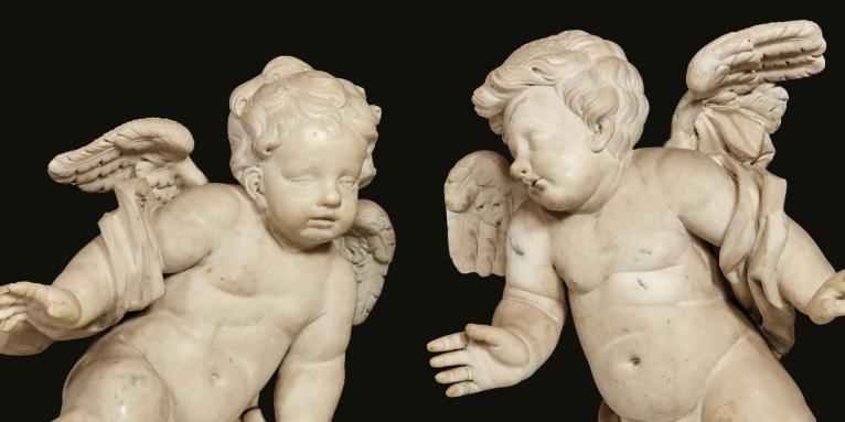 Sculture e oggetti d'arte europei dal medioevo al XIX secolo da collezioni private