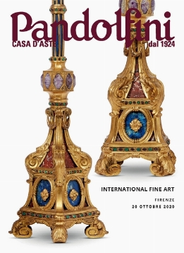 INTERNATIONAL furniture and works of art