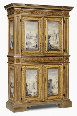 Online Auction | Furniture, Works of Art and Paintings from Veneta propriety