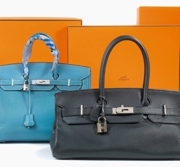 VINTAGE: BAGS & ACCESSORIES FROM HERMES, LOUIS VUITTON AND OTHER GREAT MAISON