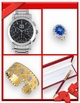 ONLINE AUCTION |  JEWELS WATCHES AND PENS