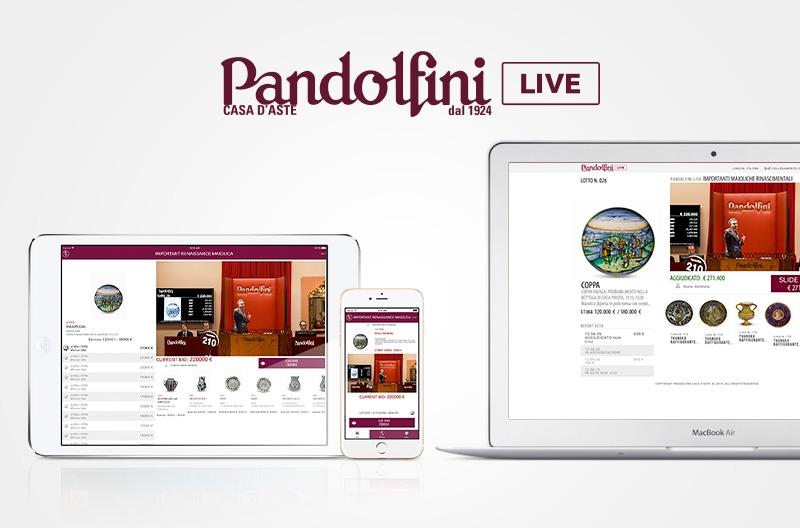 Pandolfini Live - Buy