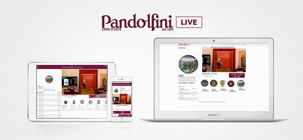 Pandolfini Live - La Casa d'Aste