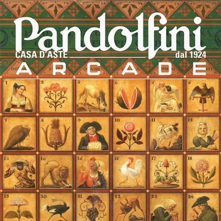 ARCADE - Il nuovo marchio  di Pandolfini - News