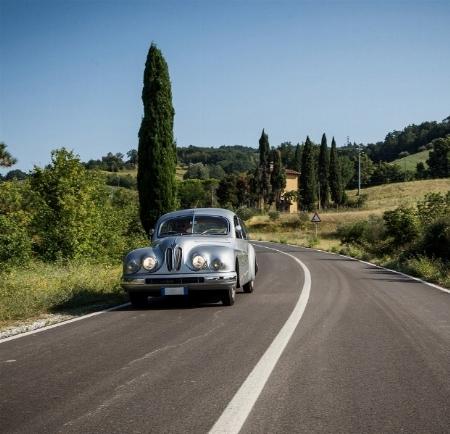Per la prima volta a Prato l'asta autunnale di Auto Classiche  - News
