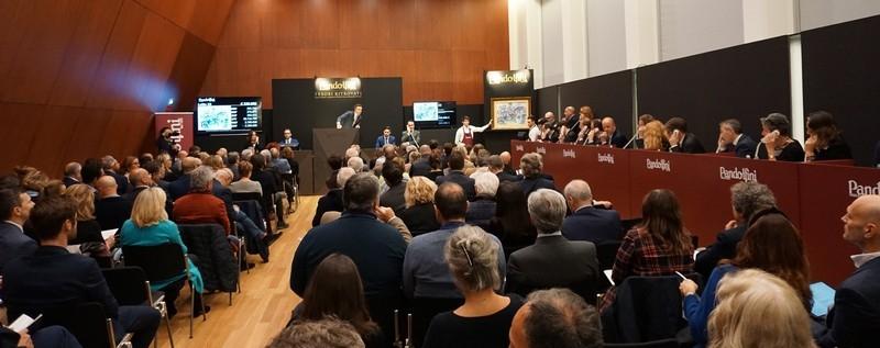 Milan - Auction Rooms