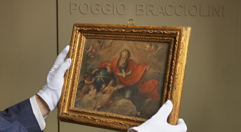 Poggio Bracciolini - Auction Rooms
