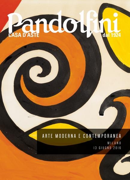 Arte moderna e contemporanea le aste pandolfini casa d for Casa moderna milano